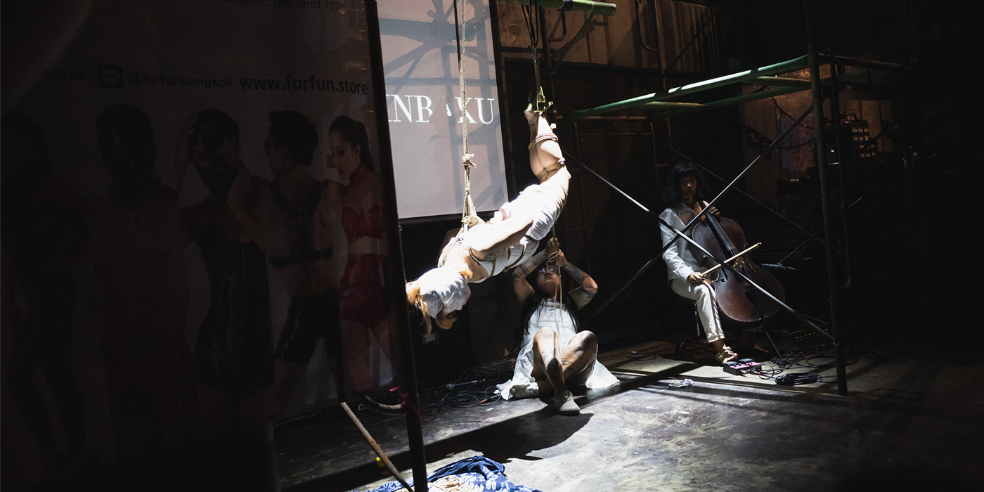 Yada Kinbaku – ศิลปะการมัดเชือกแบบญี่ปุ่น